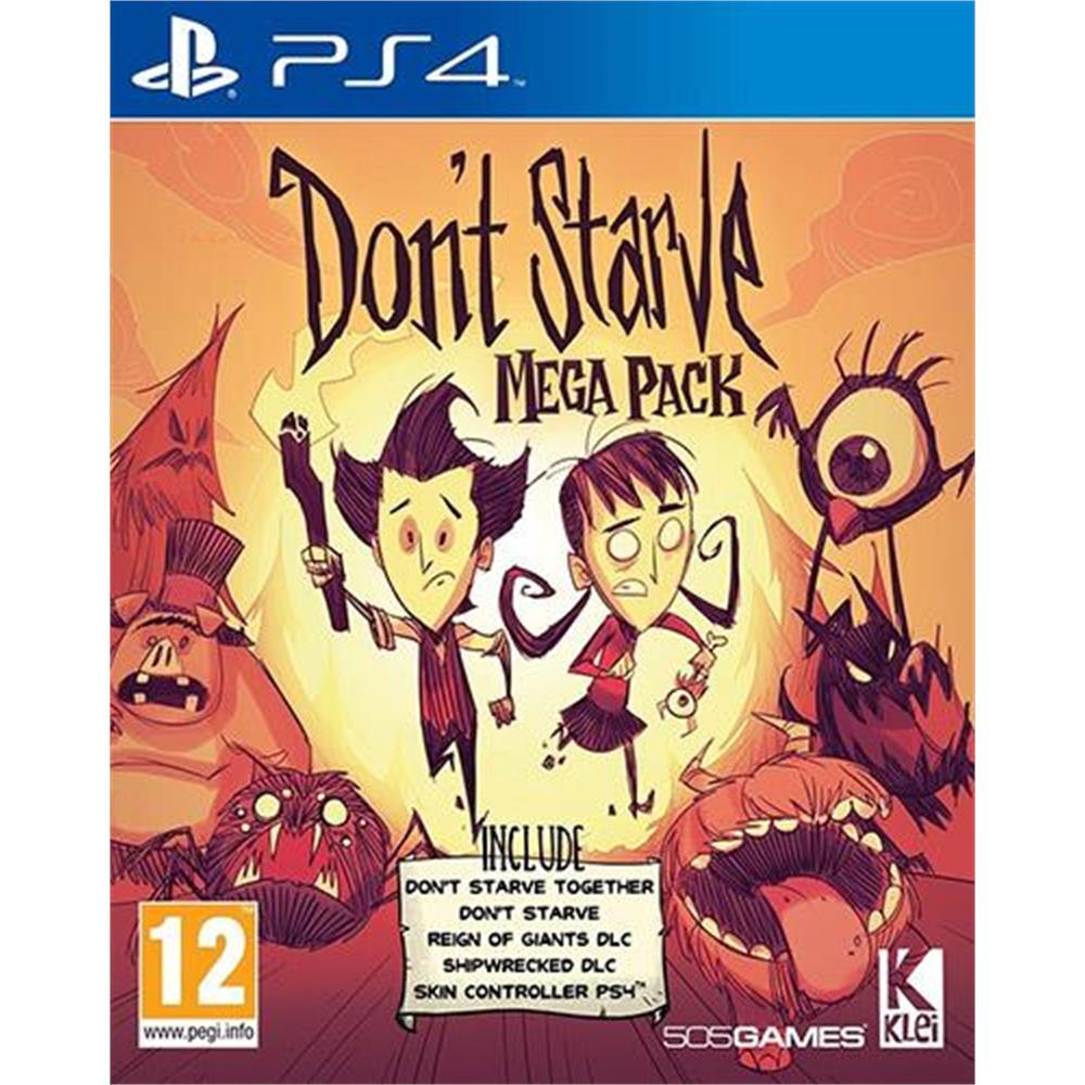 Don't Starve Megapack