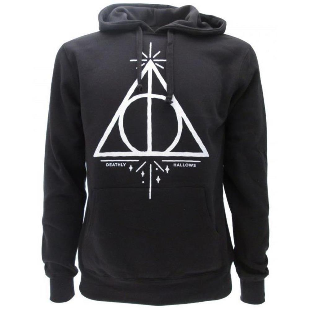 Felpa Harry Potter Corvonero Originale Stemma Casa con cappuccio Ufficiale