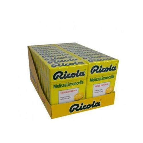 ricola-melissa-limoncella-x-20-astucci