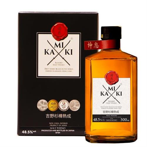 kamiki-blended-malt-whisky