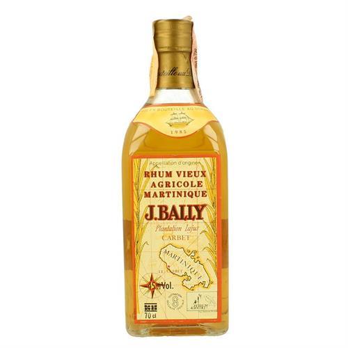 j-bally-j-bally-rhum-vieux-agricole-martinique-1985
