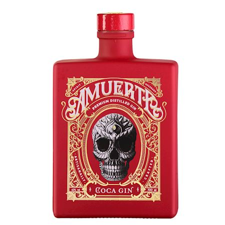 amuerte-gin-coca-leaf-red-limited-edition