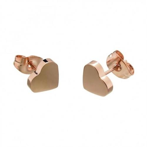 orecchini-cuore-acciaio-colore-ros