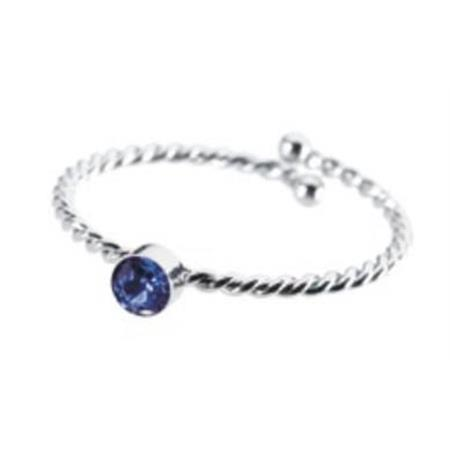 anello-solitario-tondo-blu-tg-m
