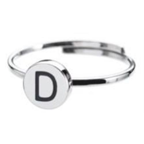 anello-acciaio-lettera-d