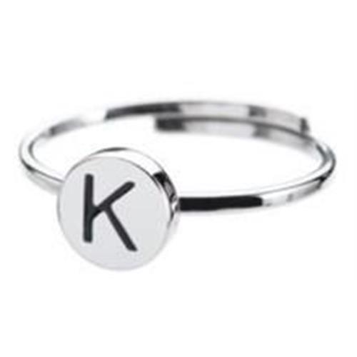 anello-acciaio-lettera-k