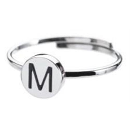 anello-acciaio-lettera-m