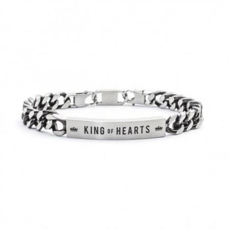 bracciale-catena-brunito-king-of-hearts