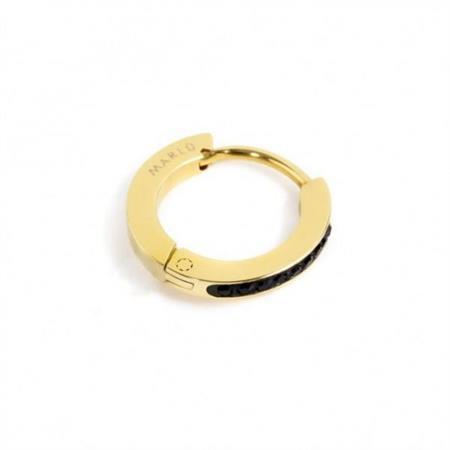 mono-orecchino-cerchio-pvd-oro-13mm-cristalli-neri