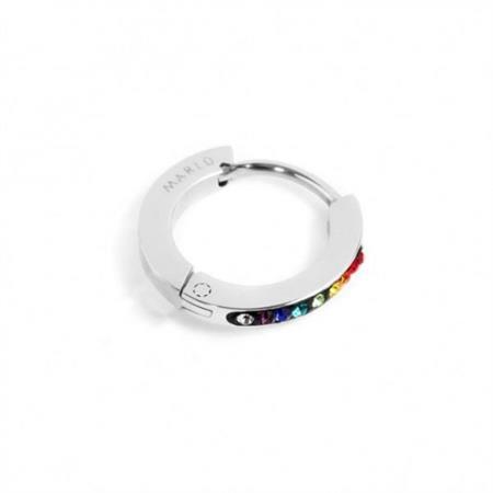 mono-orecchino-cerchio-acciaio-13mm-cristalli-multicolor