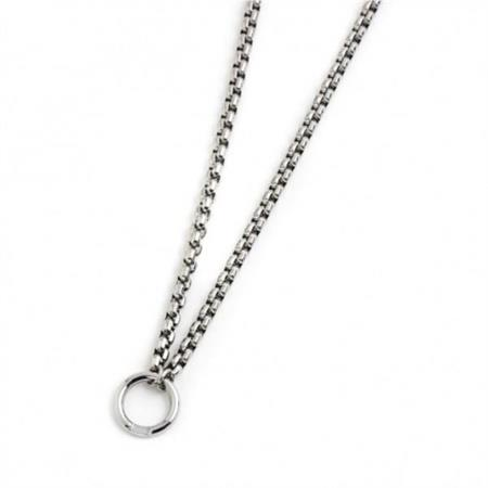 collana-acciaio-box-chain-diamantata