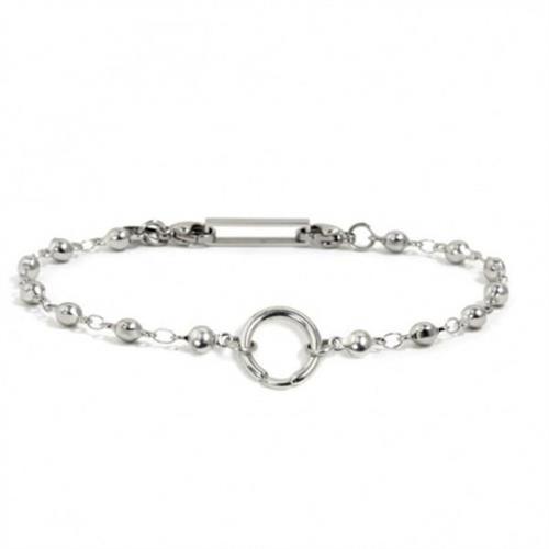 bracciale-acciaio-ball-chain-4mm