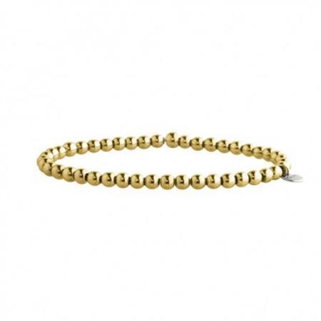 bracciale-pallini-4mm-oro