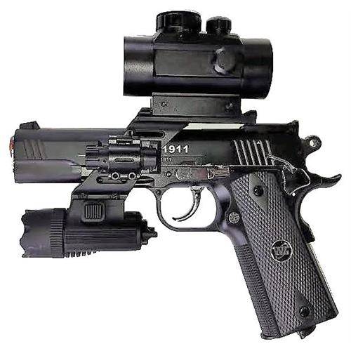 wg-1911a1-co2-scarrellante-full-metal-con-laser-torcia-e-red-dot