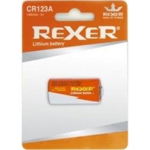 rexer-batterie-lithium-cr123-3v-conf-1pz