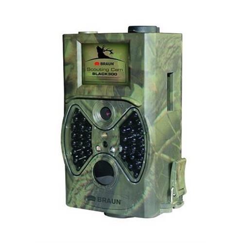 fototrappola-braun-scouting-cam-300-camo-12mp-con-telecomando