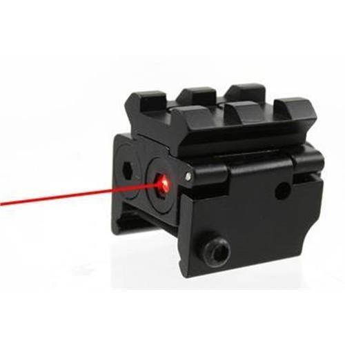 enfield-laser-rosso-con-slitta-weaver-short