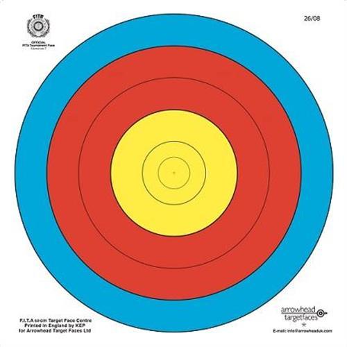big-archery-6-fogli-bersaglio-fita-ufficiale-60x60-per-tiro-arco-balestra