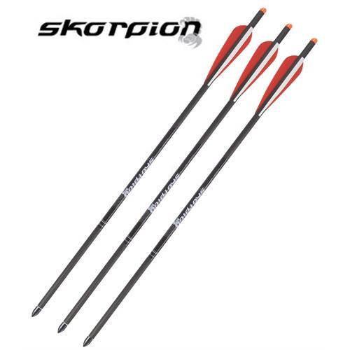 skorpion-6-frecce-da-22-in-carbonio-per-fucile-balestra