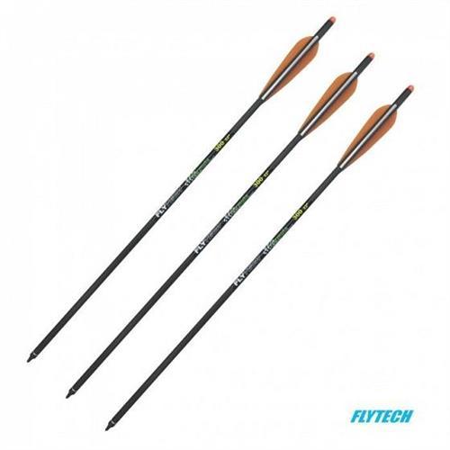 flytech-6-frecce-da-22-in-carbonio-per-fucile-balestra