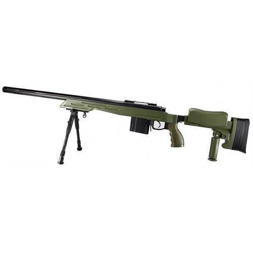 well-sniper-tactical-mb4413-verde-con-bipiede