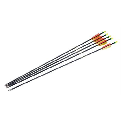armex-5-frecce-da-30-in-fibra-con-punta-in-acciaio-per-tiro-con-arco