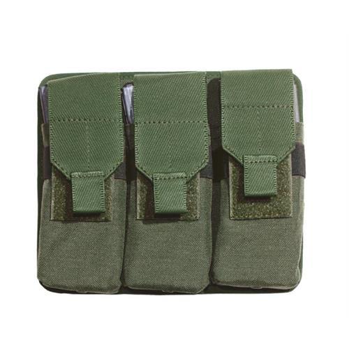 vega-holster-porta-caricatori-verde-a-3-tasche-con-molle-per-cintura-corpetto