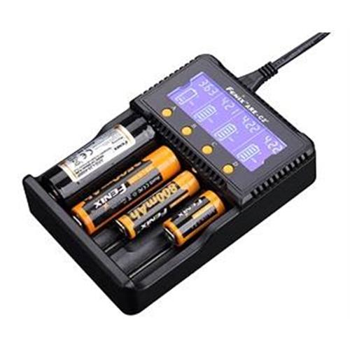 caricabatterie-fenix-per-4-batterie-ricaricabili