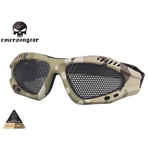 emerson-occhiale-tactical-commando-multicam-con-rete
