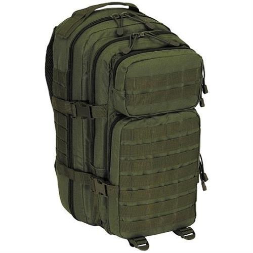 mfh-zainetto-tattico-combat-small-30lt-verde-militare-con-7-tasche