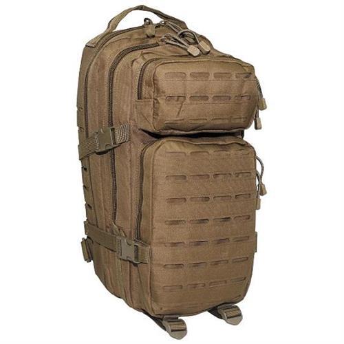 mfh-zainetto-tattico-combat-small-30lt-tan-con-molle-laser-cut