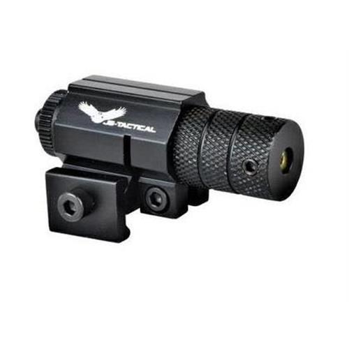 js-tactical-laser-rosso-in-metallo-con-attacco-weaver