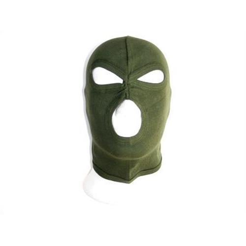 v-storm-passamontagna-cotone-3-hole-green