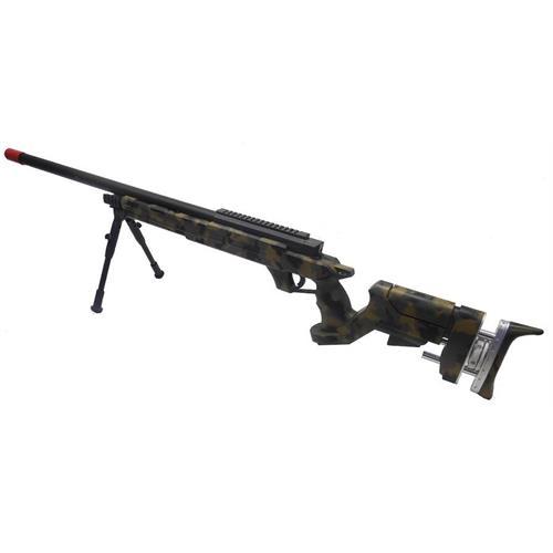 well-fireball-tactical-r96-nero-a-molla-con-bipiede-mimetico