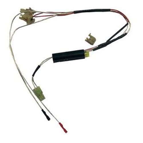 golden-bow-kit-cavi-e-connettori-con-mosfet-per-m4-uscita-anteriore