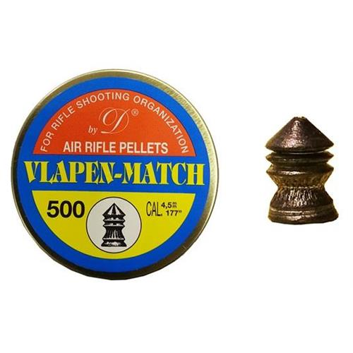 falke-piombini-vlapen-match-4-5mm-177-500pz