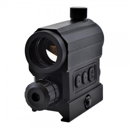 js-tactical-red-dot-t1-digital-con-laser-e-attacco-a-sgancio-rapido