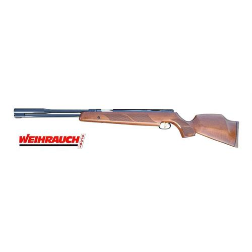 weihrauch-hw-977-legno-canna-fissa-e-compensatore