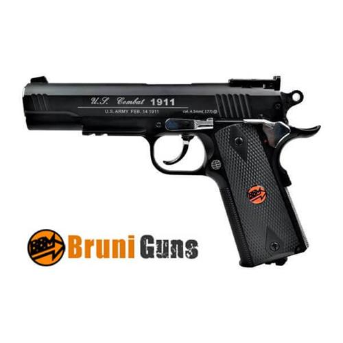 pistola-bruni-1911us-combat-tacticalblack-metal-cal-4-5mm