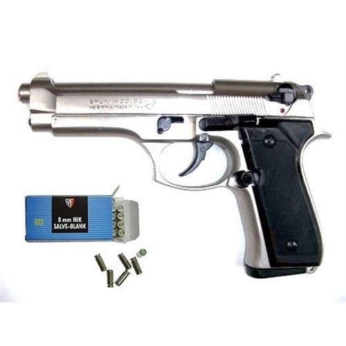 bruni-m92f-silver-8mm-a-salve-compresa-di-50-bossoli-fiocchi