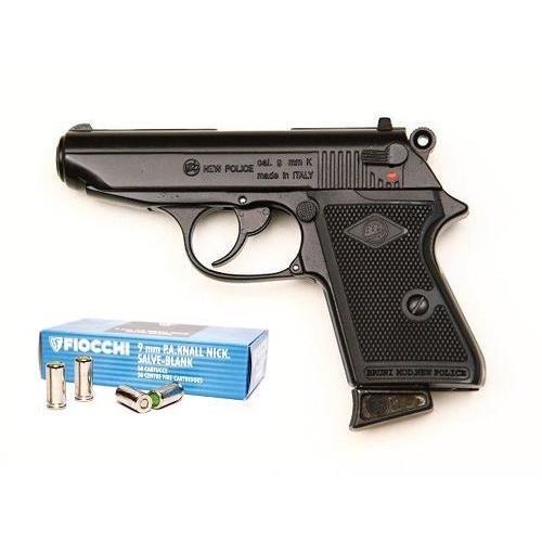bruni-police-new-9mm-a-salve-compreso-50-cartucce