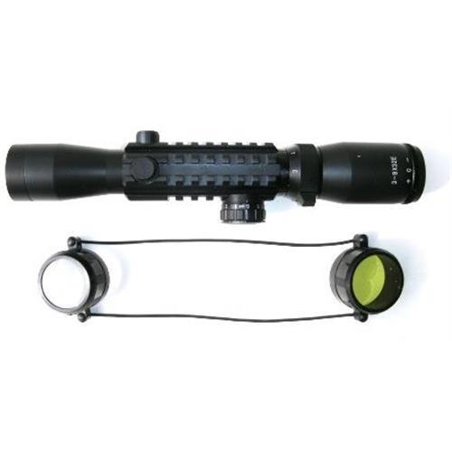 riflescope-ottica-3-9x32ir-rail-zoom-con-reticolo-illuminato