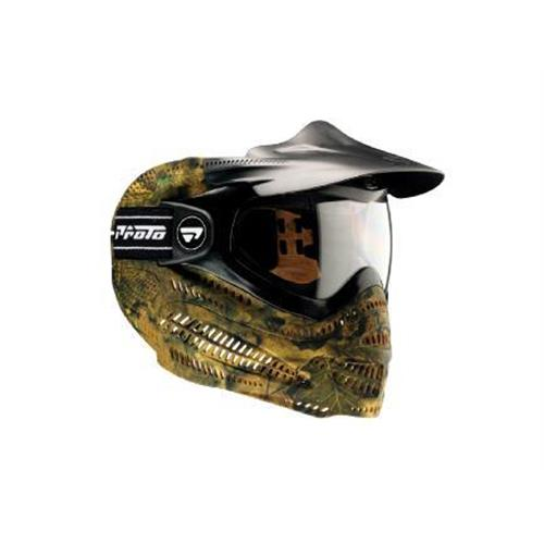 proto-maschera-facciale-predator-wood-plexyglass-high-tec