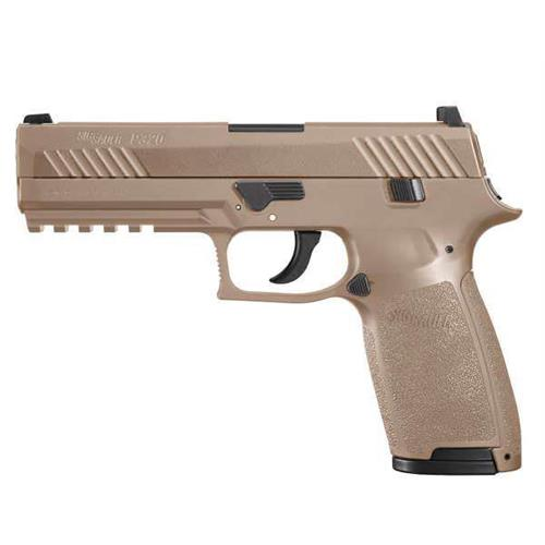 sig-sauer-p320-full-metal-4-5mm-tan-scarrellante