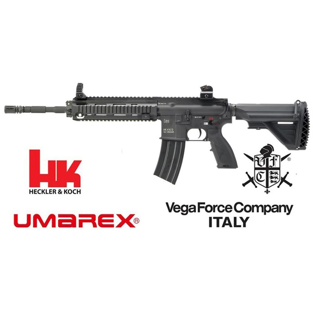 HK 416D V2 CQB FULL METAL FUCILI ELETTRICI PROFESSIONALI