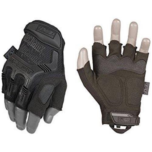 mechanix-guanti-tattici-m-pact-total-black-fingerless