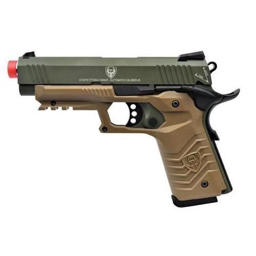 hfc-1911-baby-gas-scarrellante-full-metal-green-tactical-grip