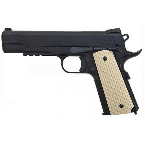 we-m1911-kimber-tan-black-gas-scarrellante-full-metal