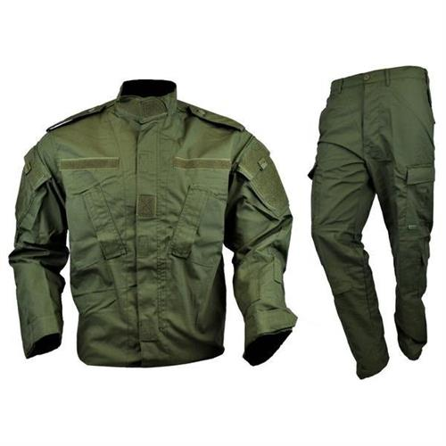 royal-uniforme-verde-pantalone-giacca-con-zip