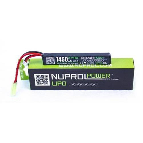 batteria-lipo-1450mah-7-4v-30c-nuprol